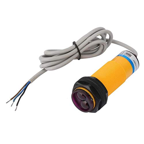 Interruptor fotoeléctrico Boaby 70cm Interruptor fotoeléctrico infrarrojo Sensor de proximidad DC 6-36V