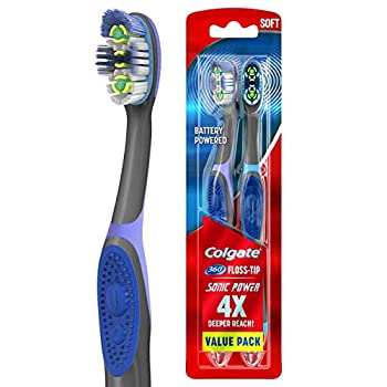 Best equate dual action power toothbrush Reviews