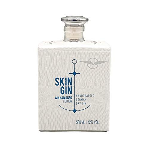 AIR HAMBURG Skin Gin   Manufaktur Gin aus dem Alten Land   42% 500 ml   Marokkanische Minze