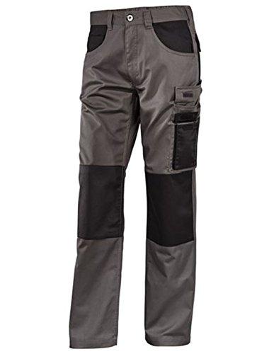 Powerfix Pantaloni Uomo Grau Bundhose W58