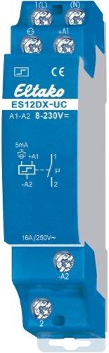 Eltako ES12DX-UC ELTA ES12-DX-UC Duplex-Technologie Stromstossschalter elektronisch, 250 V