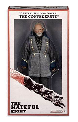 The hateful eight Figura, 20.32 cm (NECA NEC0NC14940) 1