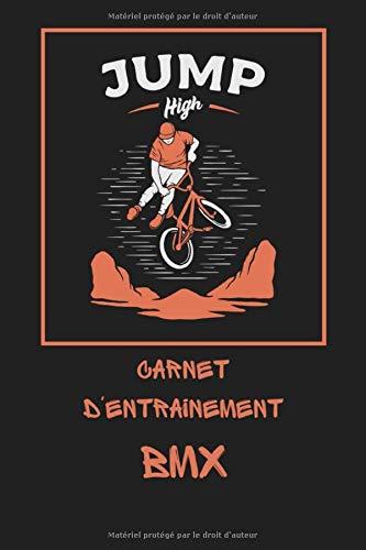 Carnet d'entrainement BMX   journal...