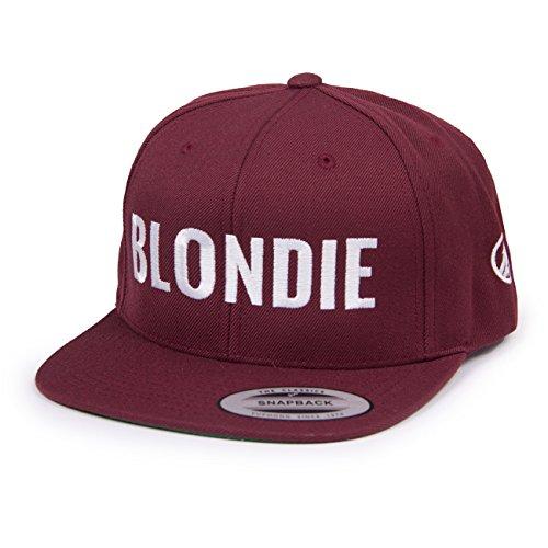 Vogelwuid Damen Cap Blondie , Größe:ONESIZE, Farben:maroon