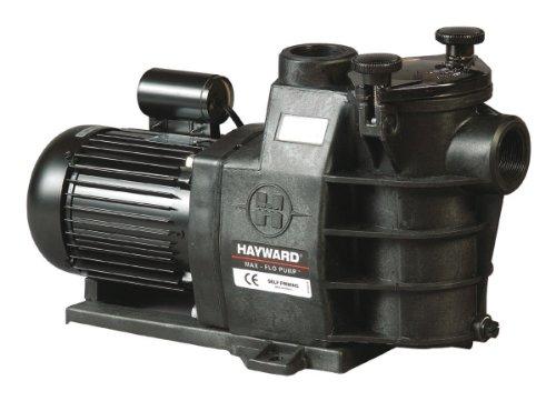Hayward-Bomba de filtración Hayward Max Flo piscina motor monofásico, 1,5 Cv