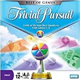 Trivial Pursuit Best of Genus Edition Board Game by Trival Pursuit
