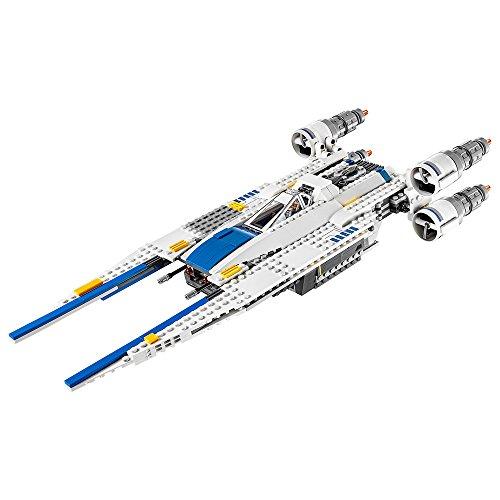 Vaisseau Rebelle Chasseur U-Wing Fighter LEGO Star Wars 75155 - 659 Pièces - 2