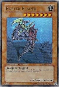 Yu-Gi-Oh! - Buster Blader (YAP1-EN006) - Anniversary Pack - Limited Edition - Ultra Rare