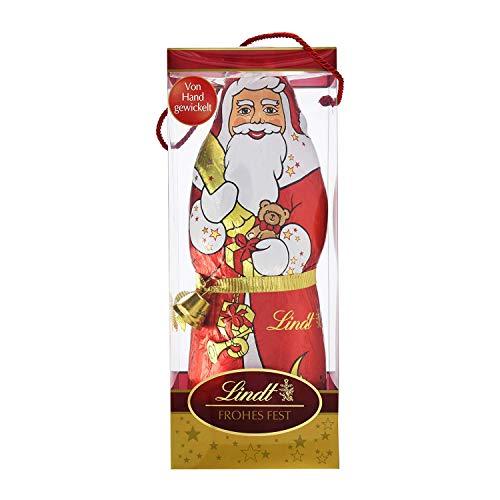 Lindt Weihnachtsmann Vollmilchschokolade, 1er pack (1 x 1kg)
