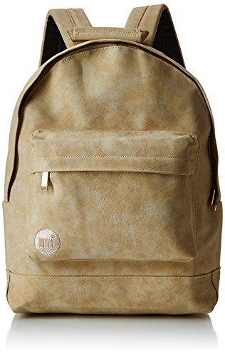Mi-Pac Gold Backpack Mochila Tipo Casual, 41 cm, 17 litros, Nubuck Beige