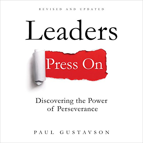Leaders Press On audiobook cover art