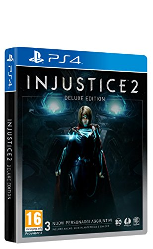 Injustice 2 - Deluxe Limited - PlayStation 4