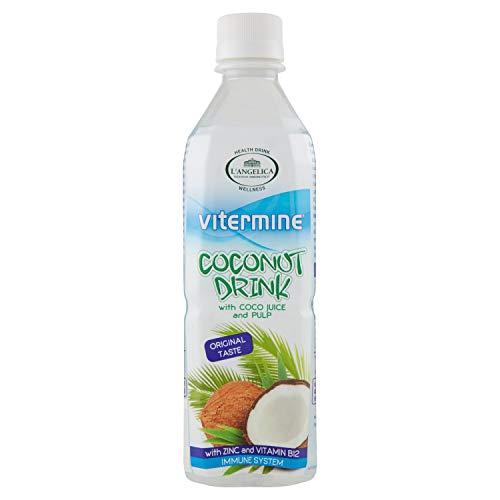 L'Angelica Vitermine Cocco Drink Original, 500ml