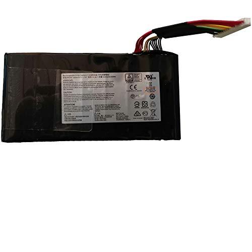 SUNNEAR BTY-L781 90Wh Battery Replacement for MSI WT75 8SM GT75 Titan 8RF 8RG GT76 Titan DT 9SG 10SGS Series Laptop 14.4V 6250mAh