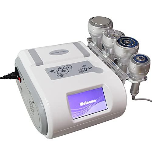 4 in 1 Ultrasone Multifunctionele Schoonheidsmachine, Radiofrequentieschoonheidsapparatuur, Lichaamscellulitisverwijdering Schoonheidsapparatuur, Voor lichaams- en gezichtsschoonheidsinstrument