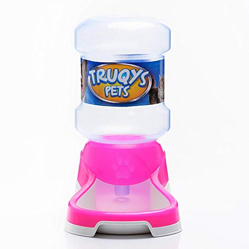 Drinker Aut Galao 2L Rosa 1550Rs Truqys for Dogs