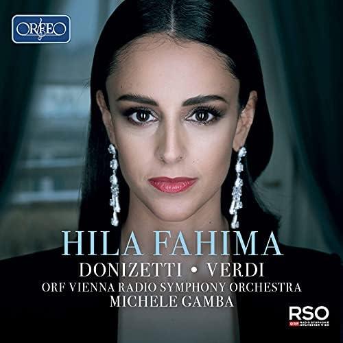 Hila Fahima, ORF Vienna Radio Symphony Orchestra & Michele Gamba