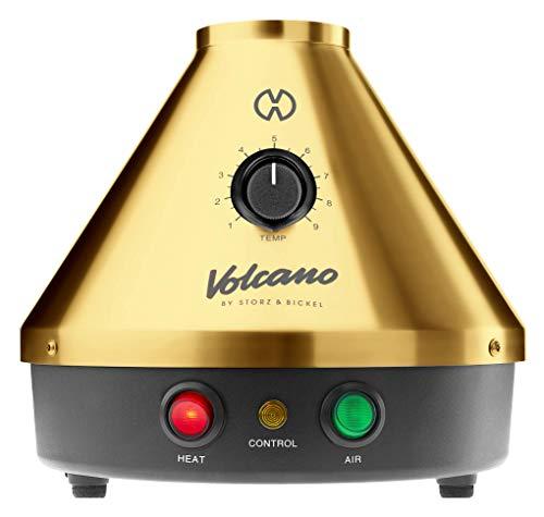 Volcano Classic Gold Edition | Storz & Bickel | Vaporizer | Gold