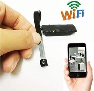 Mini Câmera IP Espiã Wifi IP com bateria