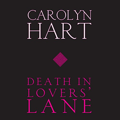 Death in Lovers' Lane audiobook cover art