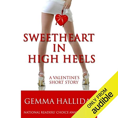 Sweetheart in High Heels audiobook cover art