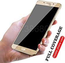 GHQQ 2pcs Anti Scratch Screen Protector For Samsung Galaxy A3 A5 A7 2016 Tempered Glass For Samsung A5 A3 A7 2017 Protective Glass