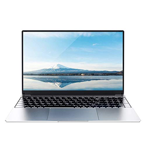 15,6 Zoll Laptop Notebook Computer , Windows 10 Pro Betriebssystem, Intel J4125 Quad Core CPU, Full HD 1920 x 1080, 8 GB RAM, 128 GB SSD, Frontkamera + Mikrofon, WLAN, Z13