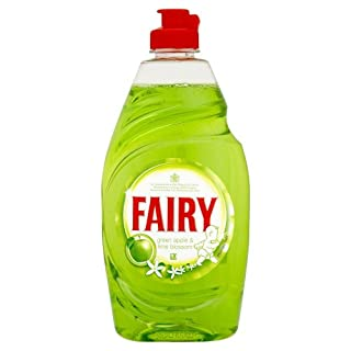 Fairy Liquid Green Apple and Lime Blossom 450 ml (Pack of 10) (B0046U721U) | Amazon price tracker / tracking, Amazon price history charts, Amazon price watches, Amazon price drop alerts