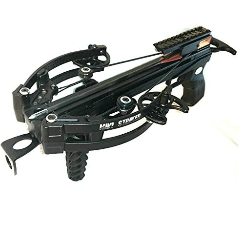 330 FPS WT-Mini Striker Narrow Limb Pistol Crossbow, Fastest in The Market