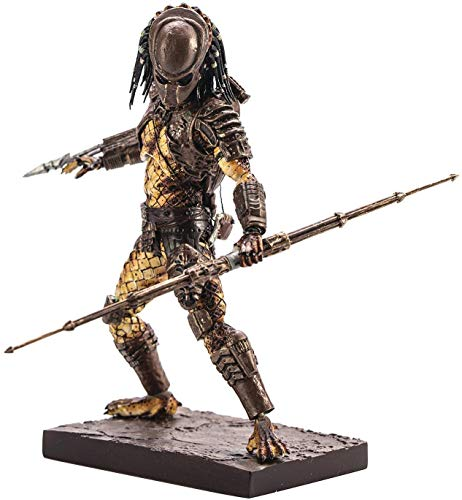 Hiya Toys Predator 2: City Hunter Prdator 1:18 Scale 4 Inch Acton Figure