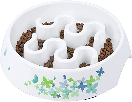 Liansg Anti-Gulping Dog Bowl Slow Interactive Safety and Surprise price trust Stop Feeder Bloat