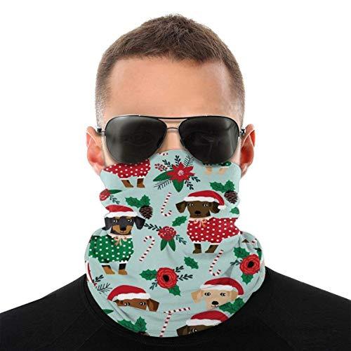 YMNCX - Máscara deportiva para el cuello, sin costuras, resistente al pasamontañas, con estampado de pasamontañas, calentador de cabeza, bufanda, diadema para senderismo,...