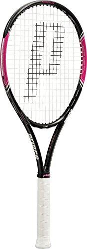 Prince(プリンス) [ガット張り上げ済] 硬式テニス ラケット パワーライン レディ100 7TJ034 1