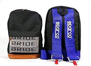 sparco strap backpack