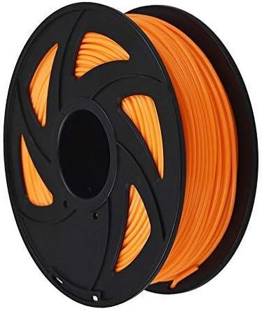 new arrival 3D discount Printer Filament - 1KG(2.2lb) 1.75mm / 3 mm, Dimensional Accuracy PLA Multiple wholesale Color (Orange,3mm) outlet online sale