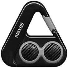 Carabiner-style Mini Speaker System for IPOD/MP3 Players photo