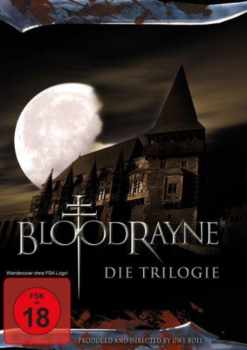 BloodRayne - Die Trilogie [Alemania] [DVD]