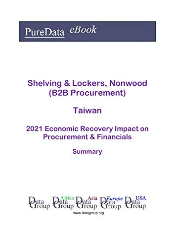 Shelving & Lockers, Nonwood (B2B Procurement) Taiwan Summary: 2021 Economic Recovery Impact on Revenues & Financials