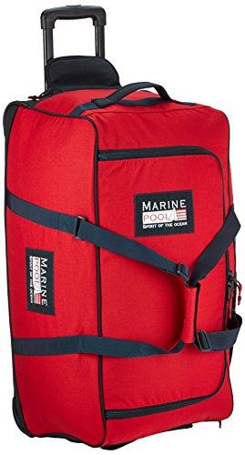 Marinepool koffer, 77 cm, 90 liter, rood