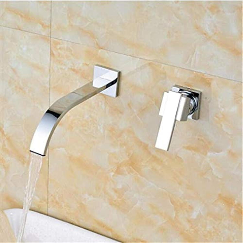 Wasserhahn Küche Bad Garten Wasserhahn-Waschtisch-Mischbatterie Einhand-Zwei-Loch-Waschtischarmatur Ctzl1659