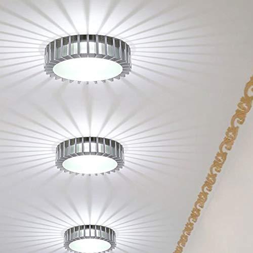 Lámpara de pared a prueba de agua al aire libre Luz LED SPOTE IT 3W 6W 9W 12W 15W 18W Pasillo Pasillo Paseo Paseo de entrada Superficie Montado