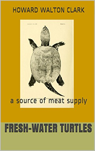 FRESH-WATER TURTLES: a source of meat supply