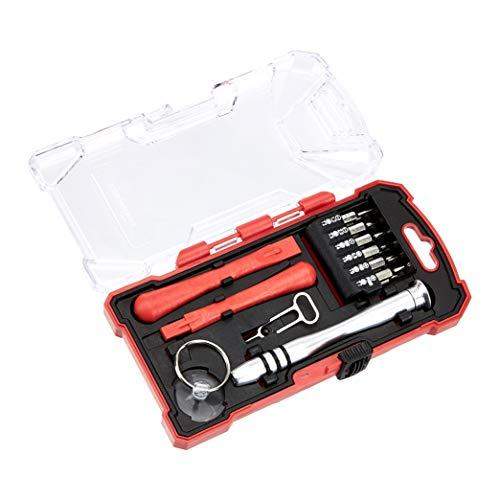 AmazonBasics 17-Piece Electronics Repair Screwdriver Set