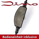 Dino 130004 Beheizbare Sitzauflage mit 2 Heizstufen inklusiv Bedieneinheit – Komfort für Kalte Tage - 3
