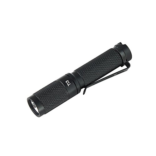 ThruNite Ti3 V2 Keychain Flashlight Cree XP-G2 LED 120 Lumens Mini Torch AAA Battery EDC Pocket Penlight Portable Emergency Light Neutral White (NW)