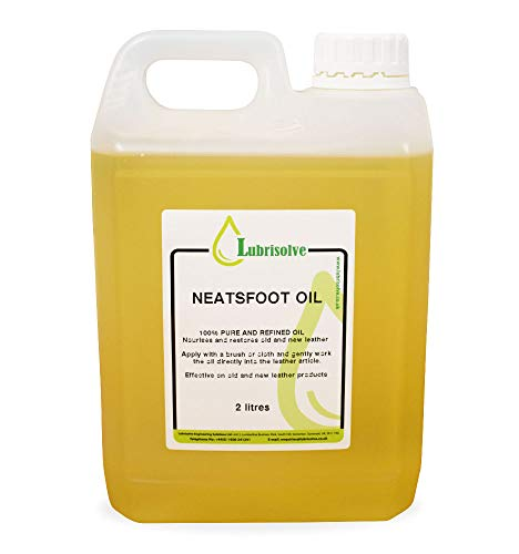 2 Liter 100% reines Neatsfoot Öl (2 Liter)