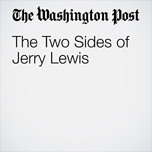 The Two Sides of Jerry Lewis copertina