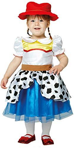 Fancy Me Jessie Toy Story Cowgirl Wild West TV-Filmbuch für Babys, Mädchen, Kleinkinder, Kostüm, Outfit
