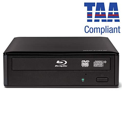 Buffalo MediaStation 16x Desktop BDXL Blu-Ray Writer (BRXL-16U3)