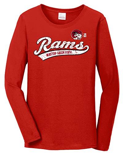 J2 Sport WSSU Winston-Salem State University Rams NCAA Old School Women